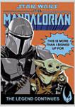 Star Wars The Mandalorian Signed Up For Poster Crew Fleece Graphic Sweatshirt