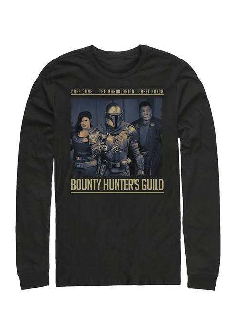 Guild Long Sleeve Crew Graphic T-Shirt
