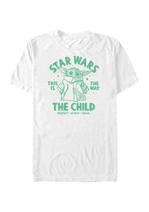 Brain Child Short Sleeve Graphic T-Shirt