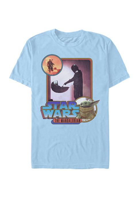 Retro Mondo Short Sleeve Graphic T-Shirt
