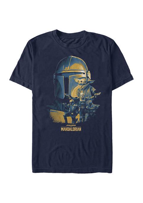 MandoMon Epi3 Forever Short Sleeve Graphic T-Shirt