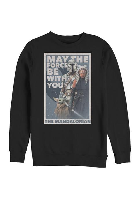 MandoMon Epi5 This is the Force Crew Fleece Sweatshirt