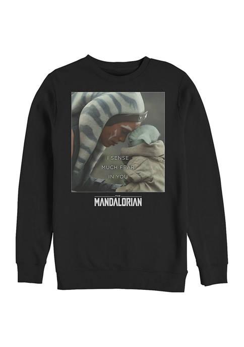 MandoMon Epi5 Jedi Crew Fleece Sweatshirt