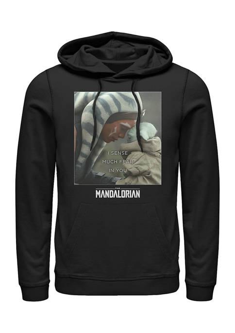 MandoMon Epi5 Jedi Fleece Hoodie
