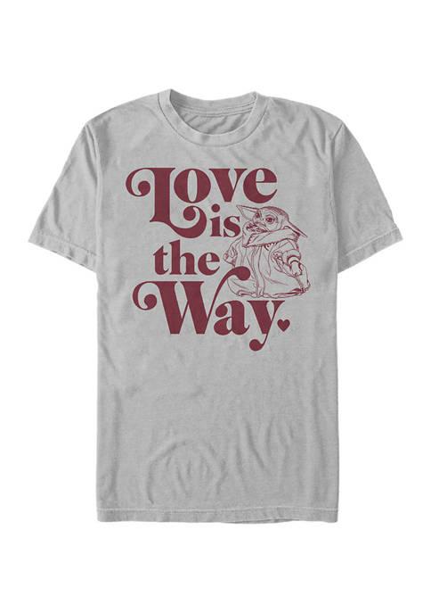Love Is Grogu T-Shirt