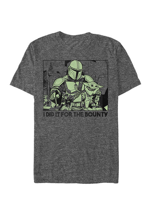 Mando Logo Short Sleeve Graphic T-Shirt