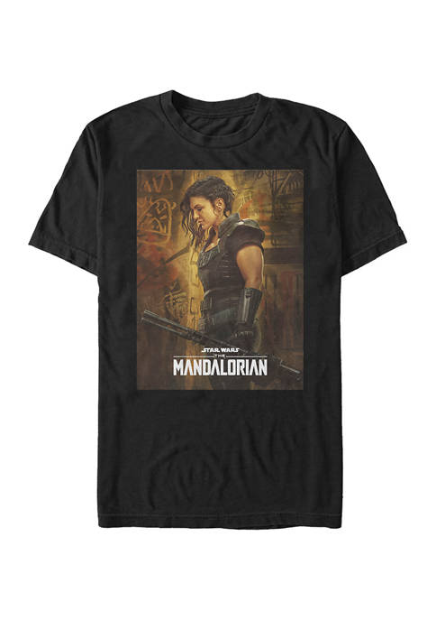 Cara Dune Poster Graphic T-Shirt