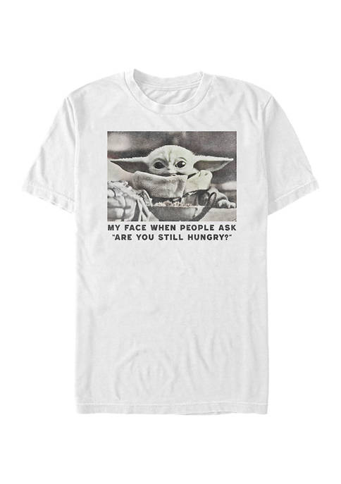 Still Hungry Short Sleeve Graphic T-Shirt
