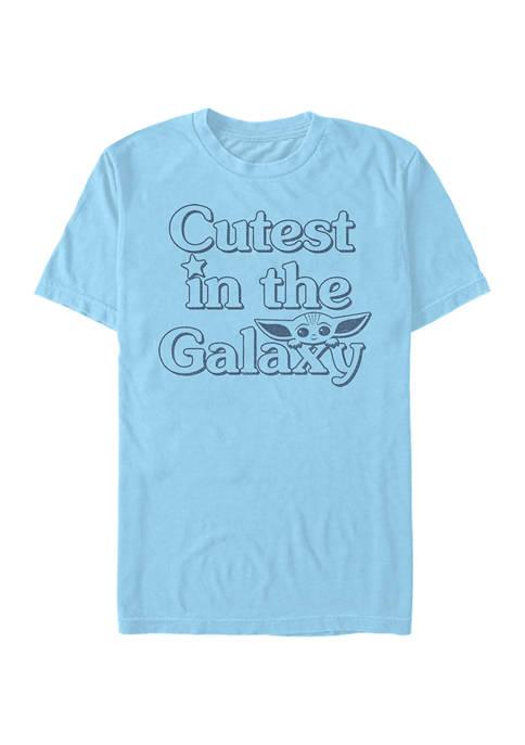 Cutest Child Short Sleeve Graphic T-Shirt
