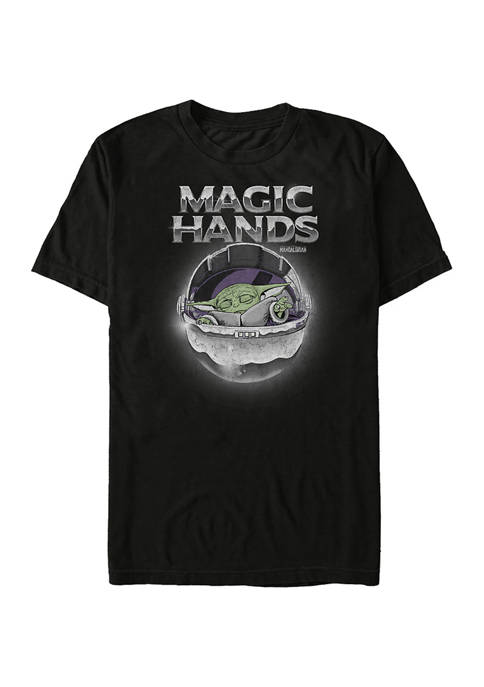 Star Wars The Mandalorian Magic Chrome Short Sleeve