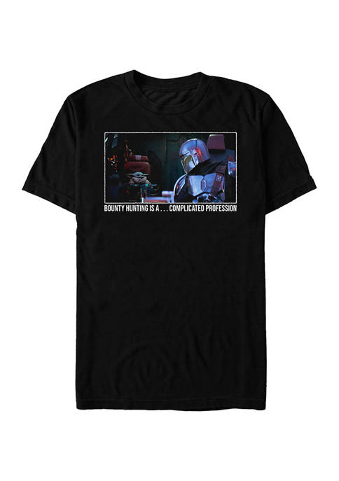 Complications Short Sleeve Graphic T-Shirt