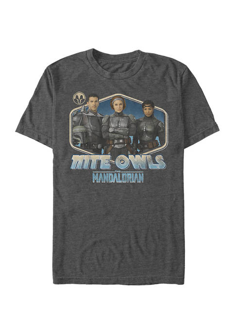 Nite Owls Short Sleeve Graphic T-Shirt