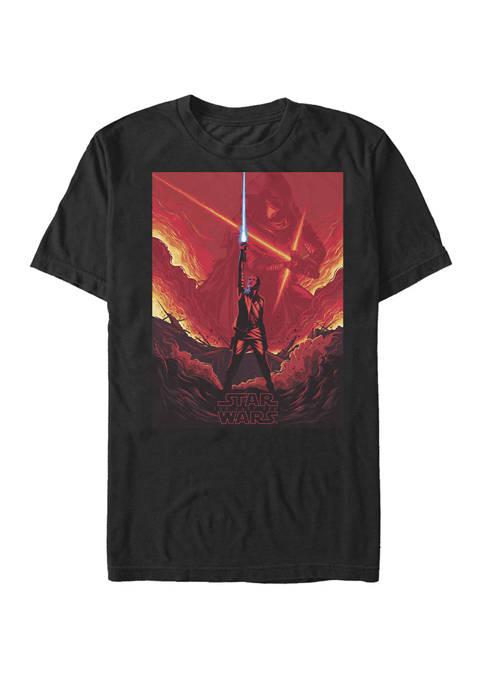 Star Wars® Ep. 8 Rey and Kylo Ren