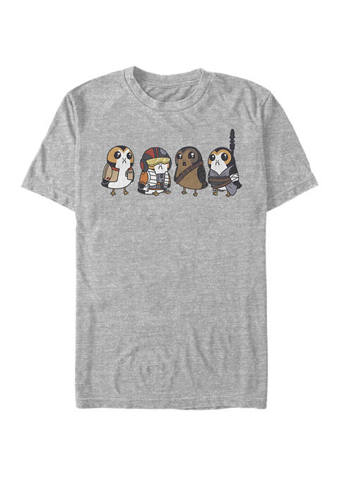 Star Wars® Cute Porgs Dressed As Characters Portrait