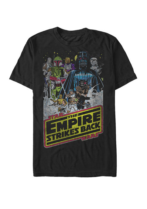 Star Wars® The Empire Strikes Back Vintage Poster