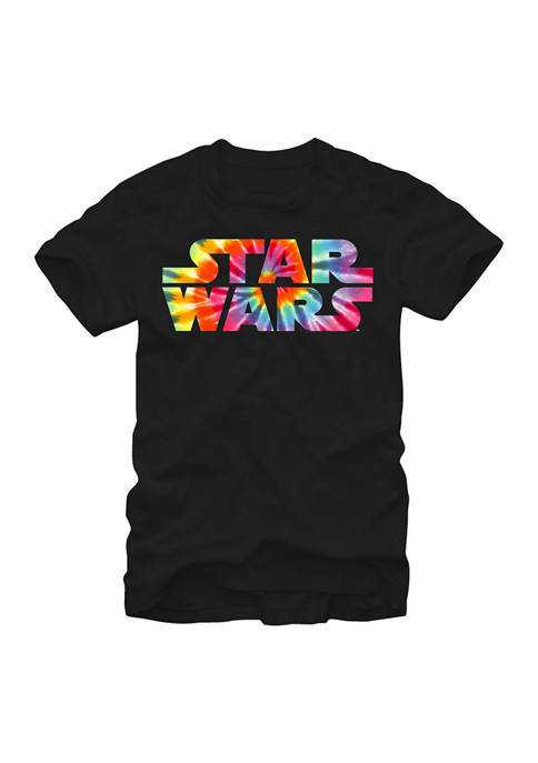Big & Tall Star Wars® To Dye For Graphic Short Sleeve T-Shirt
