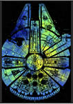 Big & Tall Star Wars Touch The Sky Graphic Short Sleeve T-Shirt
