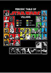 Big & Tall Star Wars Elemental Baddies Graphic Short Sleeve T-Shirt