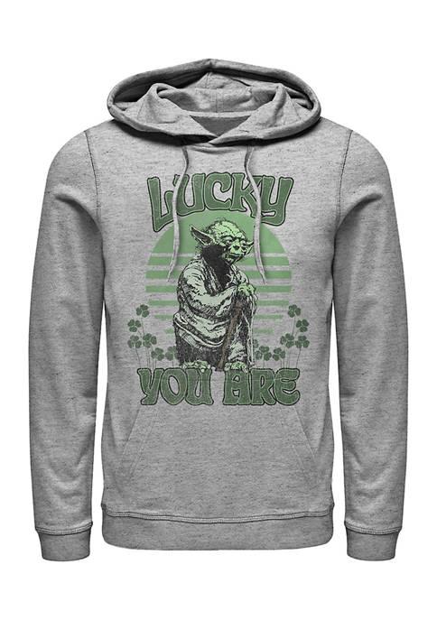 Star Wars® Star Wars™ Lucky Is Yoda Graphic