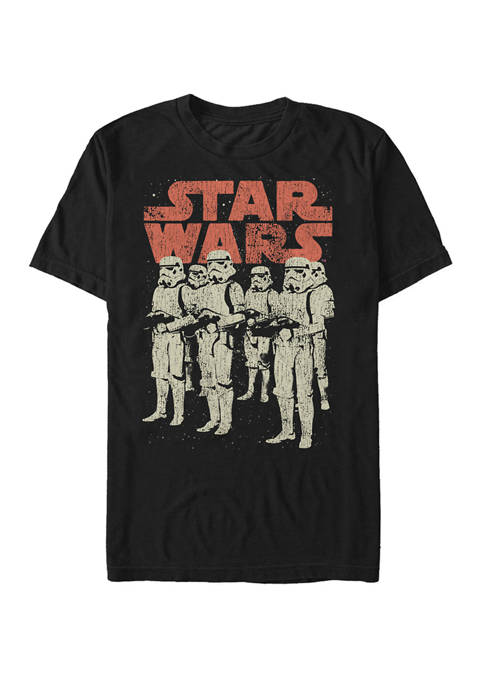 Distressed Stormtroopers Marching Order Short-Sleeve T-Shirt
