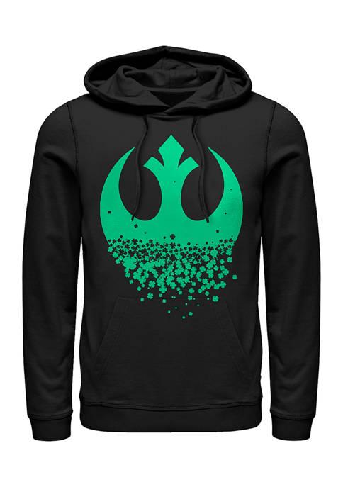 Star Wars™ Rebel Clover Graphic Fleece Hoodie
