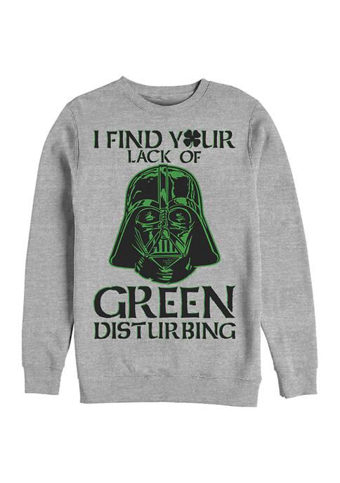 Star Wars® Star Wars Vader Pinch Graphic Crew
