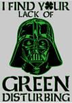 Star Wars Vader Pinch Graphic Crew Fleece Sweatshirt