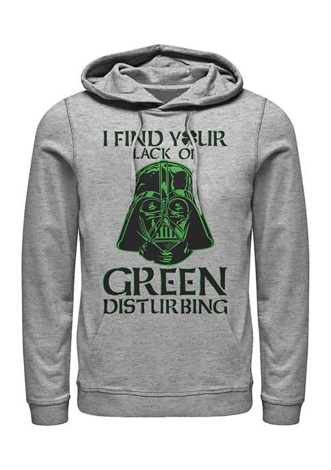 Star Wars® Star Wars Vader Pinch Graphic Fleece
