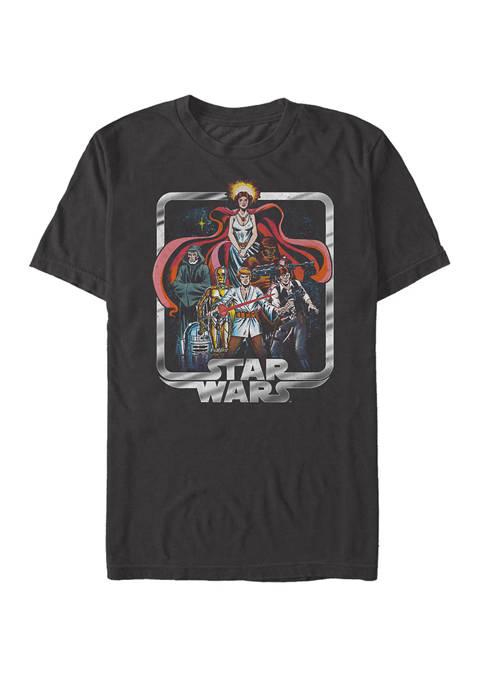 Star Wars® Classic Comic Group Short Sleeve T-Shirt