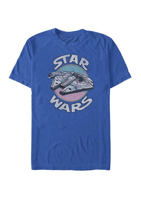Vintage Falcon Logo Short Sleeve T-Shirt