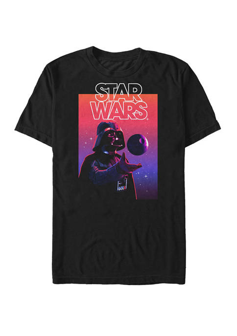 Star Wars® Neon Vader and the Death Star
