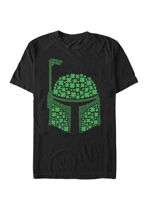 Boba Clovers Graphic T-Shirt