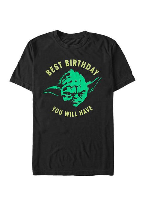 Star Wars® Yoda Day Graphic Short Sleeve T-Shirt