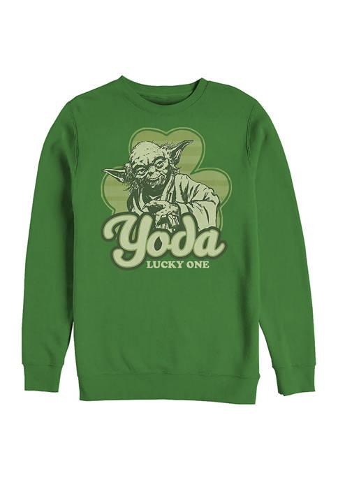 Star Wars® Star Wars Yoda Lucky Retro Graphic