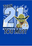 Turn 21 U Must Graphic Short Sleeve T-Shirt