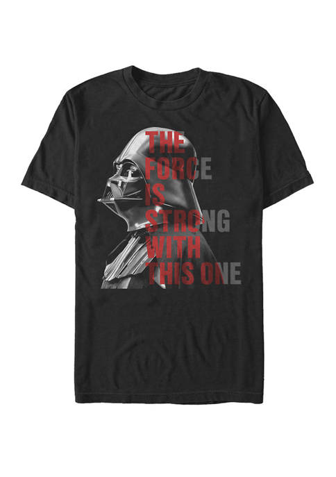 Star Wars® Vaders Head Strong Short Sleeve Graphic