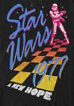 A New Hope Neon Retro Stormtrooper Short Sleeve T-Shirt
