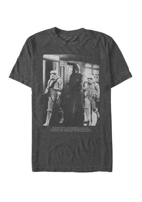 Star Wars® Han and Luke Escort Chewie Short