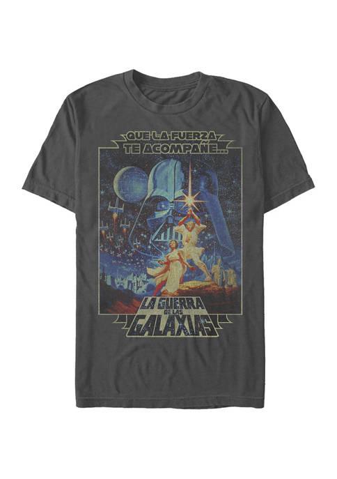 Star Wars® La-Fuerza Graphic T-Shirt