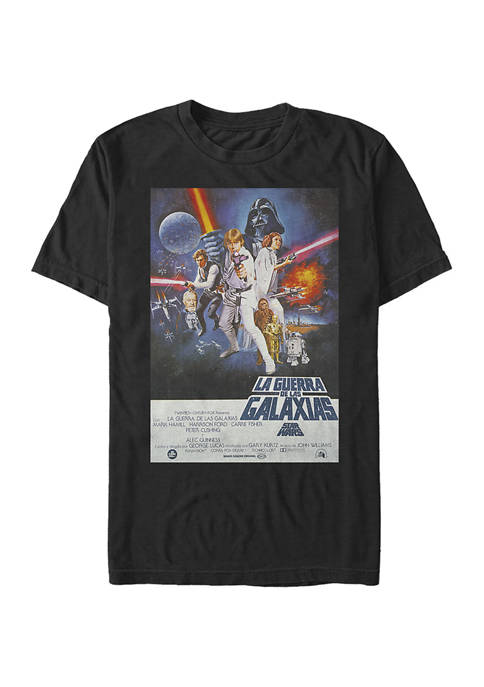 Star Wars® El Poster Graphic T-Shirt