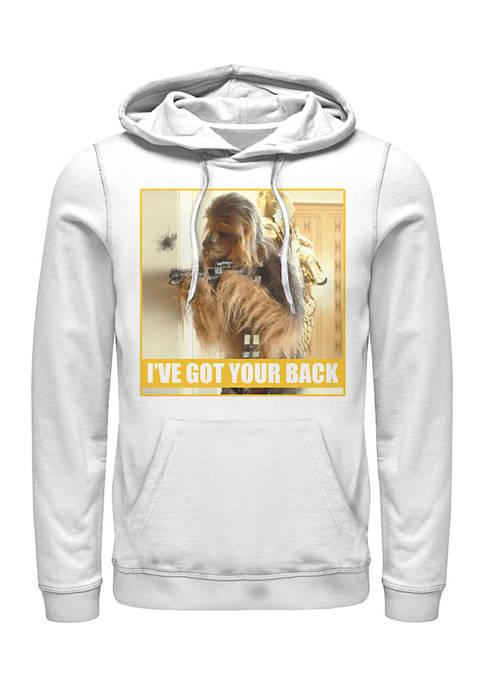 Star Wars® Ive Got Your Back Fleece Graphic