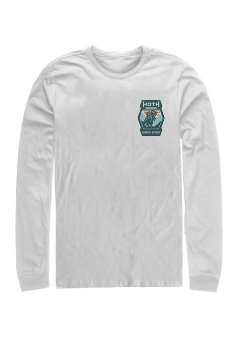 Star Wars® Hoth Search Long Sleeve Graphic T-Shirt