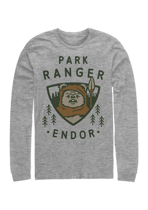 Park Ranger Long Sleeve Graphic T-Shirt