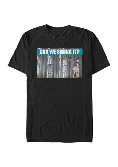 Star Wars® Can We Swing It Short Sleeve