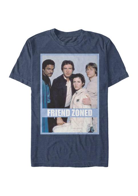 Friend Zone Short Sleeve Graphic T-Shirt