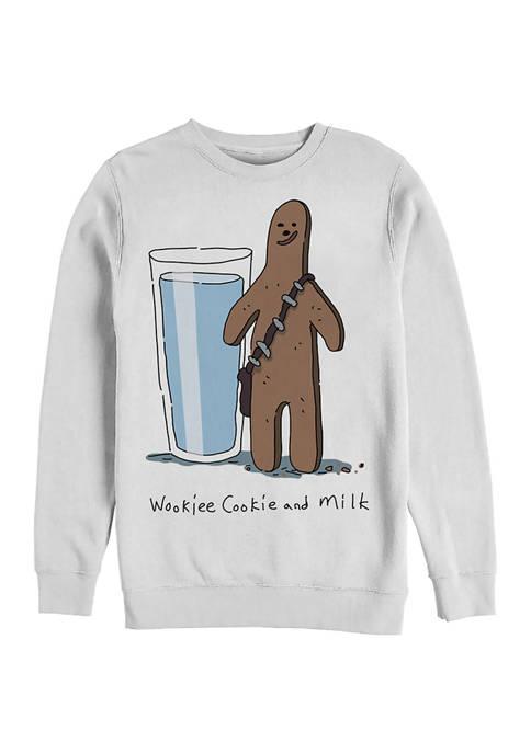 Wookie Cookies Fleece Graphic Sweatshirt