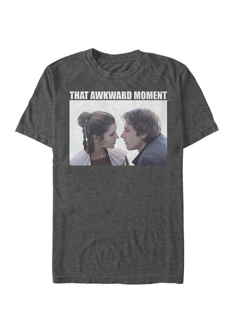 Awkward Short Sleeve Graphic T-Shirt