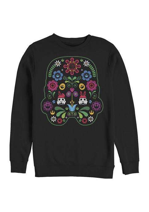 Trooper Rosemaling Fleece Graphic Sweatshirt