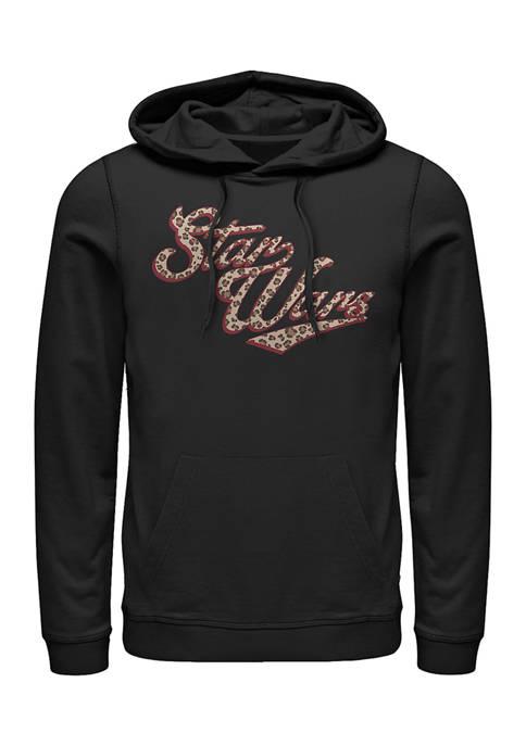 Star Wars® Cheetah Fleece Graphic Hoodie