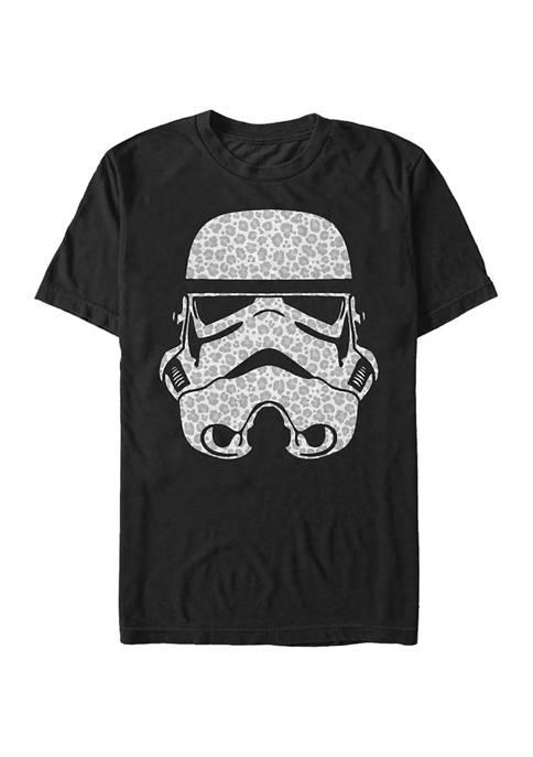 Leopard Trooper Short Sleeve Graphic T-Shirt